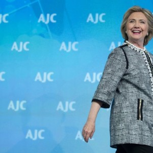 Hillary Clinton is running for President. (Photo: AJC)