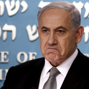 Israeli Prime Minister Benjamin Netanyahu in happier times. (Photo: The Old New Republic)