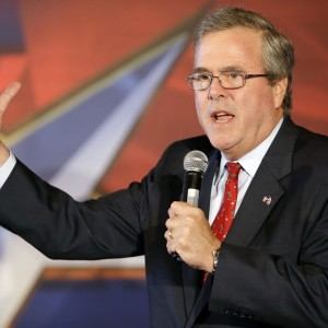 Jeb Bush, by Wilfredo Lee, AP