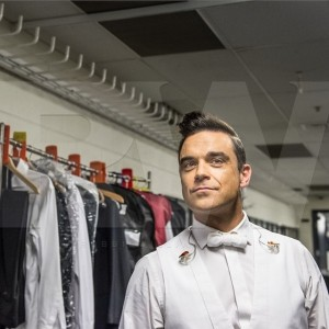Robbie Williams, from his site