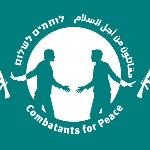 Combatants for Peace logo