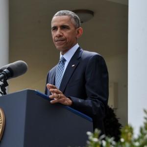 Obama announces the Iran deal
