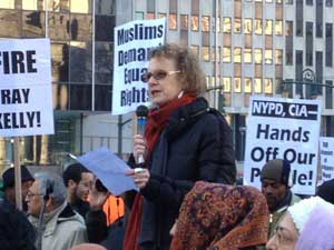 Donna Nevel (Photo: Jews for Racial and Economic Justice)
