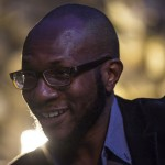 Teju Cole by Rob Stothard, at PalFest 2014