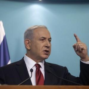 Israeli Prime Minister Benjamin Netanyahu. (Photo: Lior Mizrahi/Getty Images)
