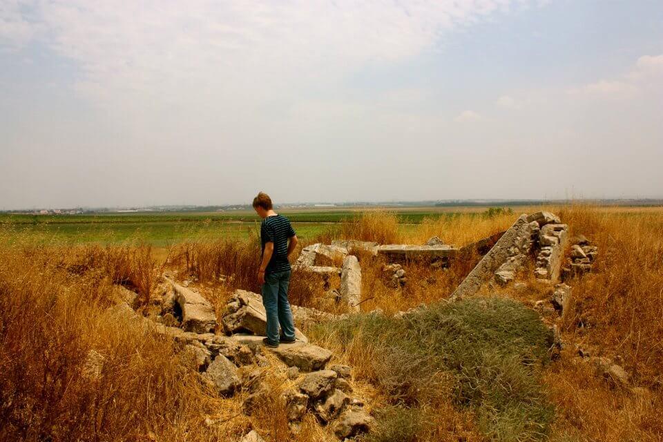 Fallen Ibdis (Photo: Sarah Aziza)