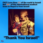 Pro-Israel propaganda produced by the US-based organization The Israel Project.
