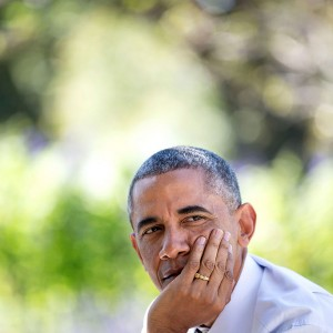 Obama by Pete Souza
