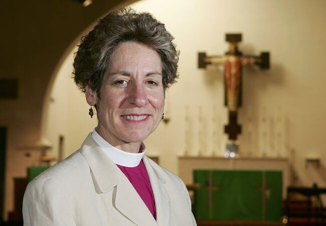 Katharine Jefferts Schori  (Photo by Ethan Miller/Getty Images)