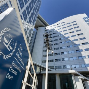View of  International Criminal Court, July 23, 2014 in The Hague, The Netherlands.  (Photo: Enfoque Derecho)