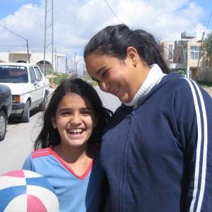 Beautiful children of Beit Sahour, West Bank, Palestine. (Photo: Essrea Cherin)