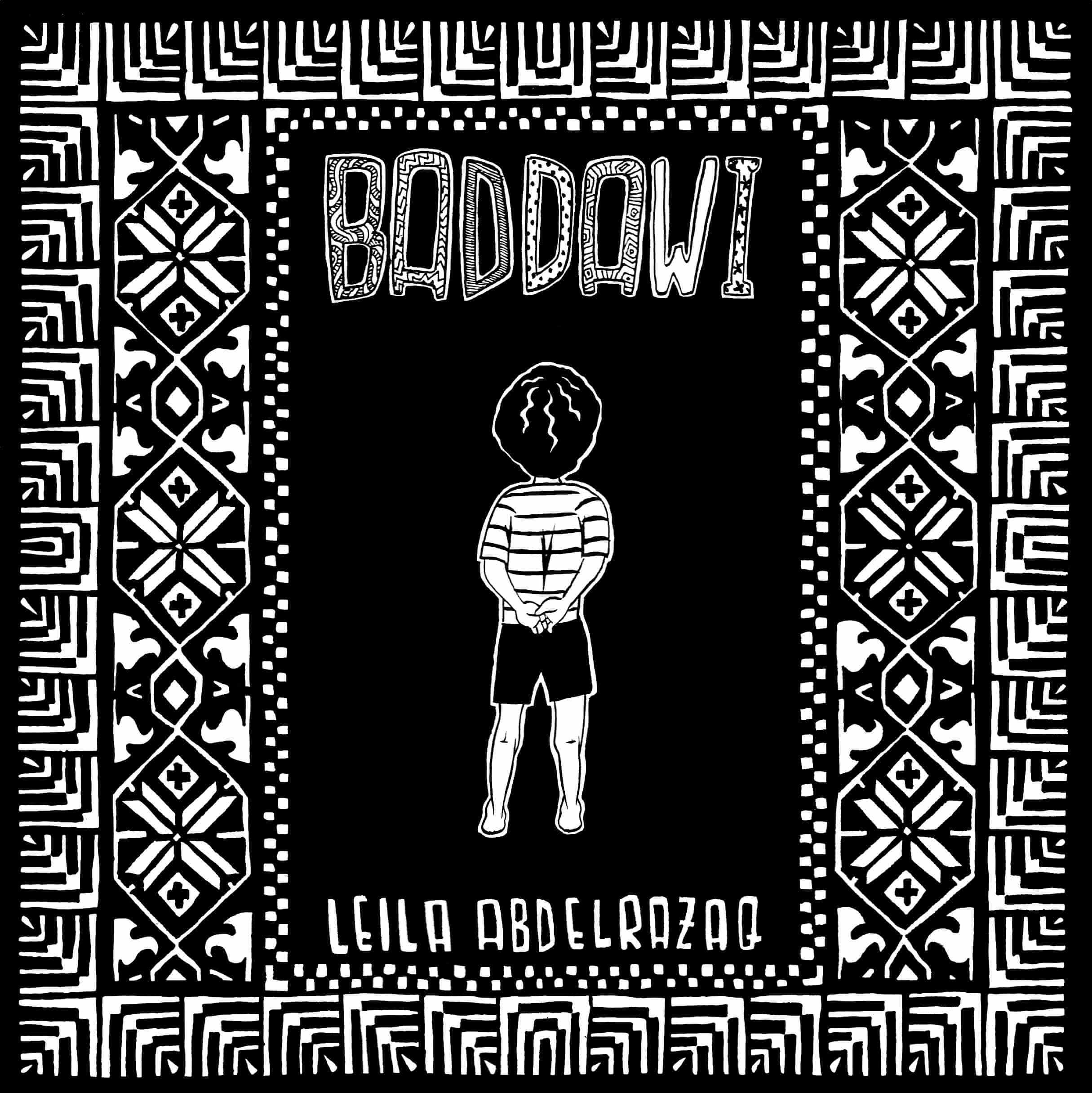 The cover of Baddawi