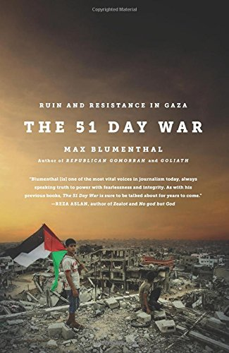 Max Blumenthal's new book on Gaza