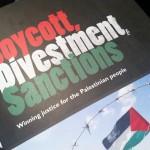 A BDS pamphlet.
