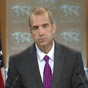 Mark Toner, State Department spokesperson