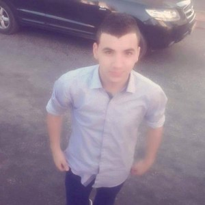 Laith al-Khalidi from Jifna village, killed yesterday in clashes at a checkpoint