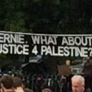 Seattle rally for Bernie Sanders, August 8, 2015