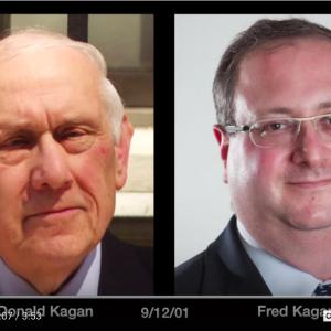 Screenshot: Don and Fred Kagan