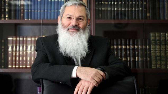 Eli Ben-Dahan, deputy defense minister, photo by Yossi Zamir