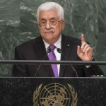 Palestinian Authority President Mahmoud Abbas addresses the United Nations General Assembly on Wednesday, September 30, 2015. (Photo: UN Photo/Cia Pak)