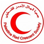 Logo: Palestine Red Crescent Society