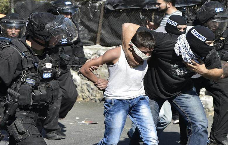 Video shows Israeli soldiers beating, humiliating Palestinian father and son