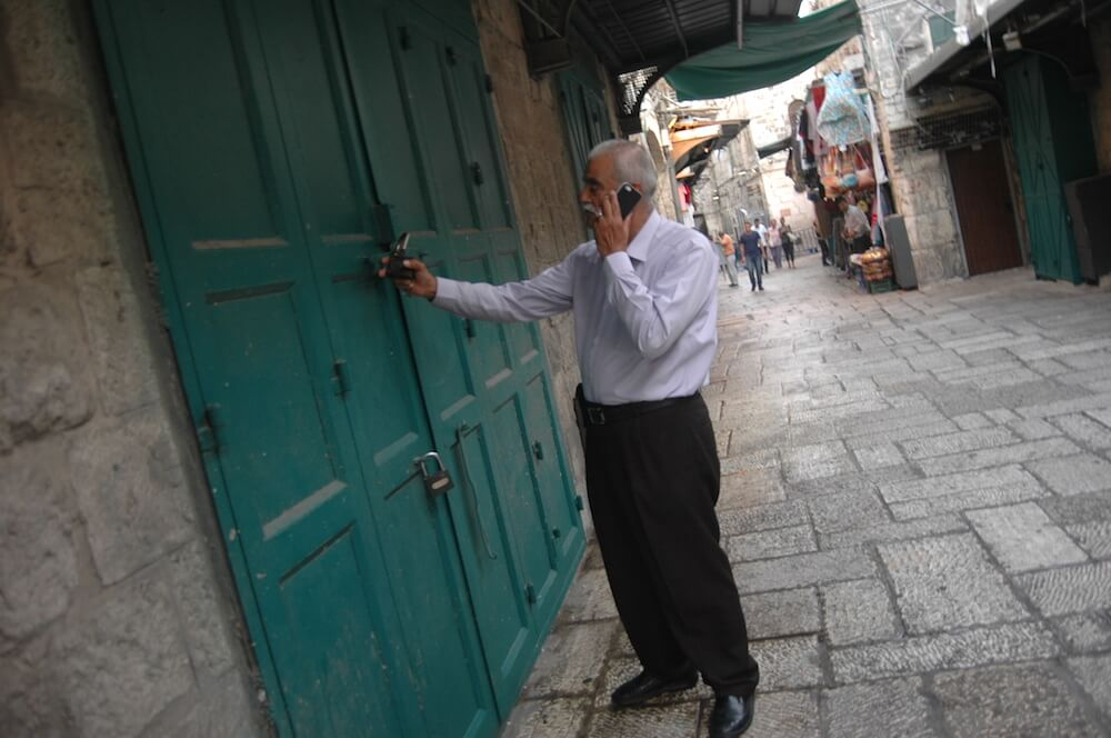 Jew Detector: East Jerusalem Is Closed For Palestinians, But Settlers