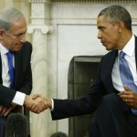 """There's no foreign leader who I've met with more frequently,"" Obama said last November, of Netanyahu. (foto is of an earlier meeting)"