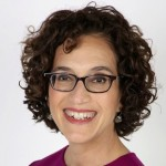 Jane Eisner, editor of the Forward