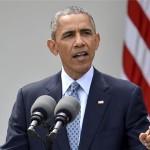 Obama hails the Iran Deal last spring