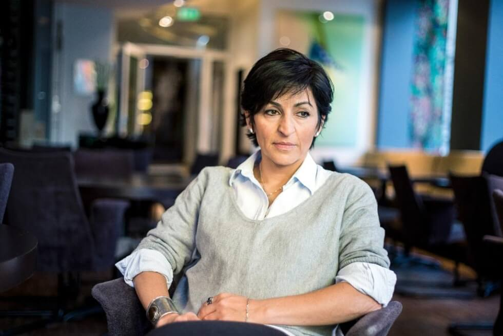 Susan Abulhawa (Photo: Dorthe Karlsen)