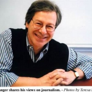 Steven Erlanger, London bureau chief, NY Times