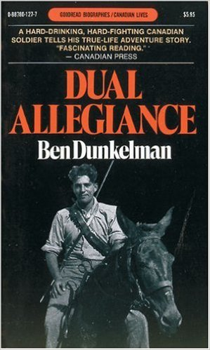 The cover of Dual Allegiance