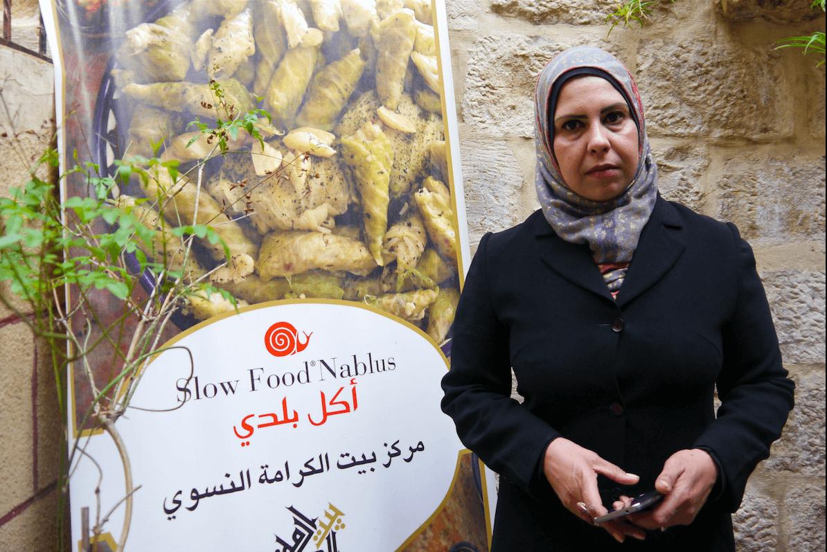 Faitmah Kadumy, founder of Beit al Karama. (Photo: Megan Hanna)