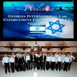 A delegation of Israeli law enforcement officials taking part in a 2012 GILEE training. (Photo: Lockheed Martin)