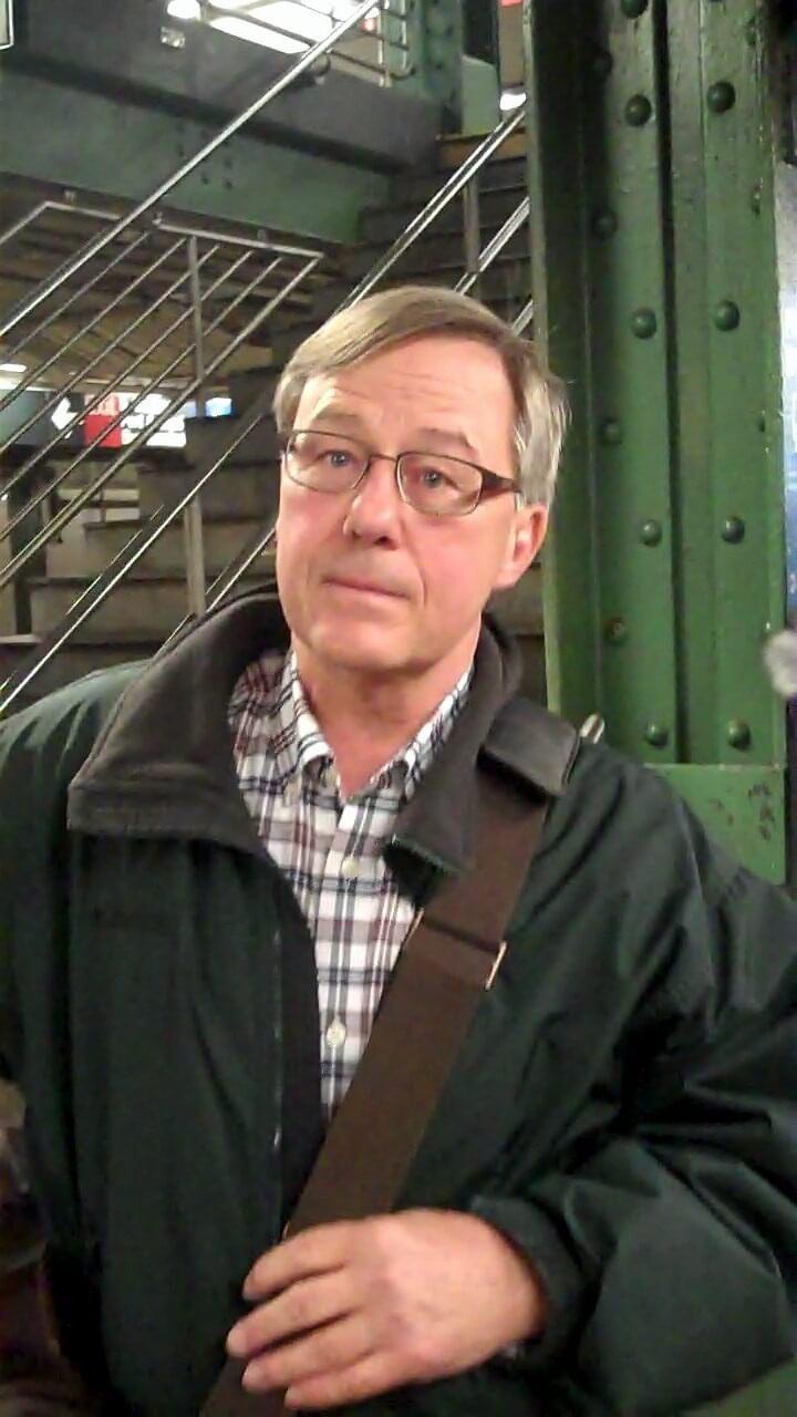 Todd Pierce in New York
