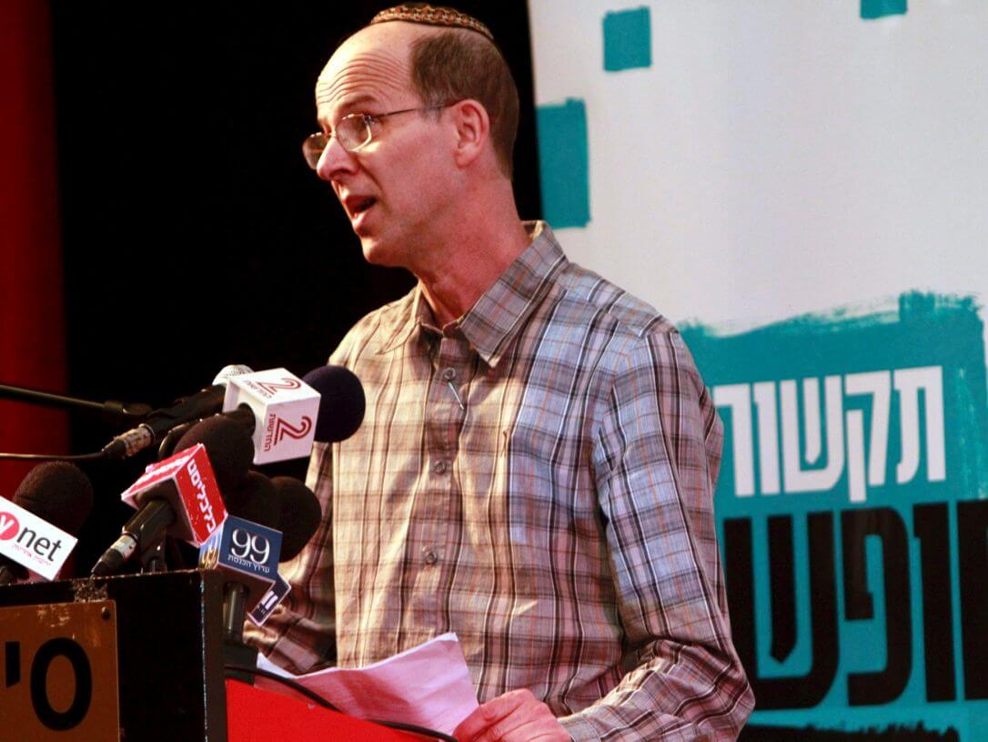 Haggai Segal in 2011 (Photo: Nir Keidar)