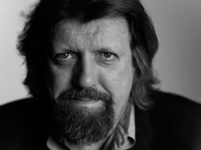Oskar Eustis, artistic director, Public Theater