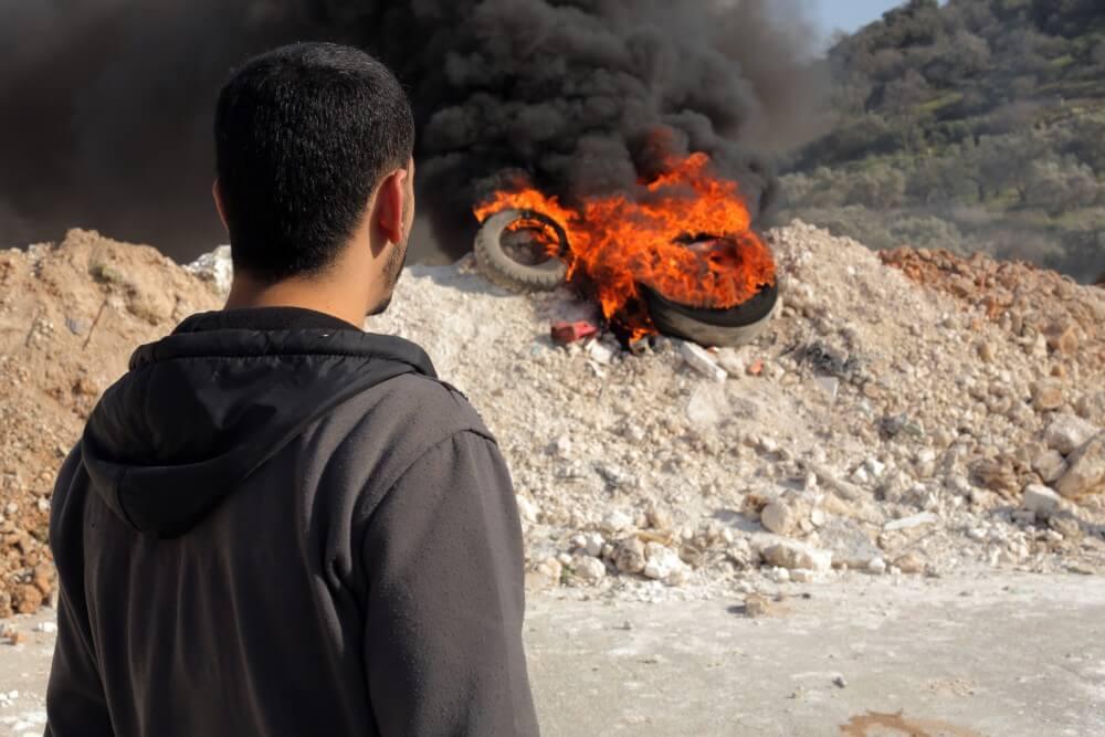 (Photo: Abed al Qaisi)