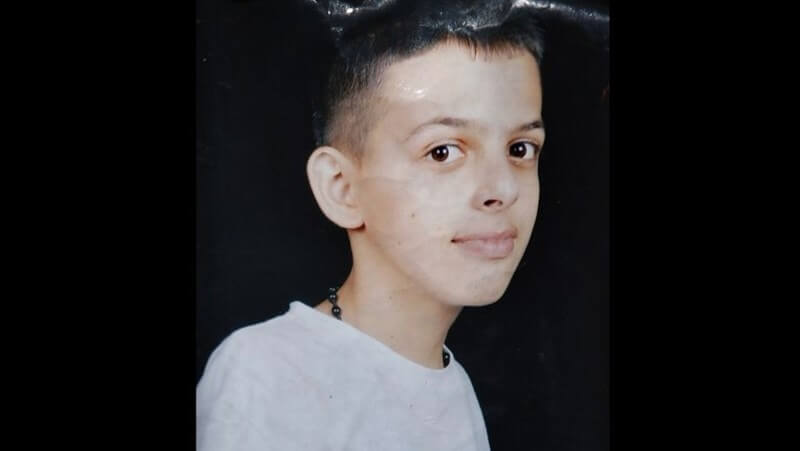 Mohammed Abu Khdier, the 16-year old Palestinian from Jerusalem who was abducted and burned alive in July 2014. (Photo: AFP)