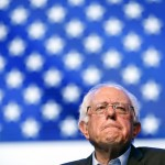 Bernie Sanders at a rally in Los Angeles, October 14, 2015. (Photo: REUTERS/Lucy Nicholson)