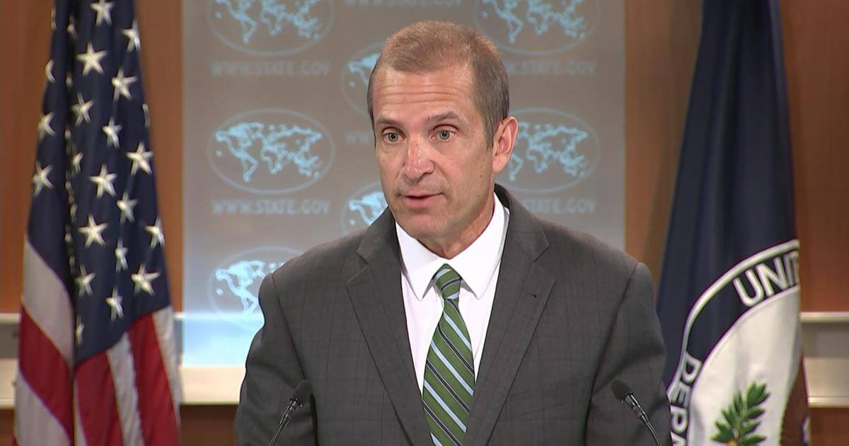 State Department spokesman Mark Toner (Photo: CSPAN)