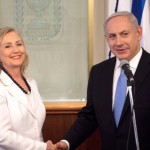 Hillary Clinton and Netanyahu