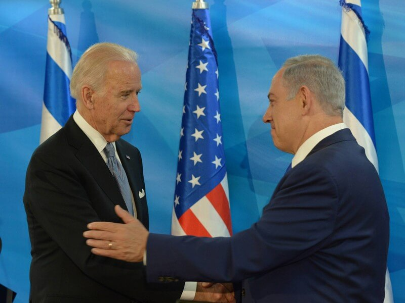 Joe Biden declares that 'Israel has a right to defend itself' after its military kills multiple Palestinians with missile attacks – Mondoweiss