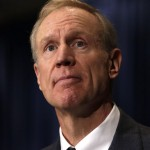 Illinois governor Bruce Rauner