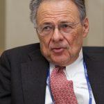 Morton Halperin, chairman of J Street