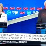 The Israel moment in last night's debate