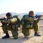 Israeli Defense Forces on patrol. (Photo: IDF)