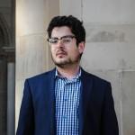 Omar Zahzah, a graduate student in comparative literature at UCLA