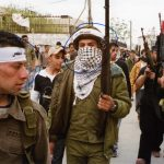 The faces of the deceased are circled in Kratsman's images from Jenin refugee camp in 2007. (Image: M.Kratsman)